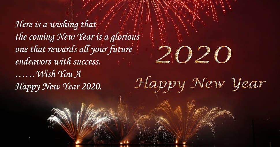 Social Sciences Information Blog: Happy New Year 2020